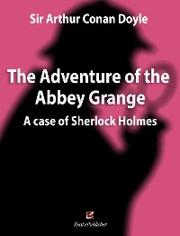 Cover The Adventure of the Abbey Grange