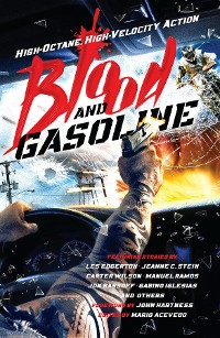 Cover Blood and Gasoline