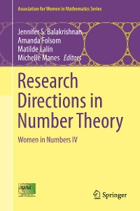 Cover Research Directions in Number Theory