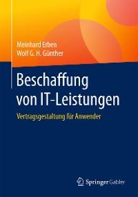 Cover Beschaffung von IT-Leistungen