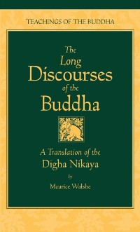 Cover Long Discourses of the Buddha