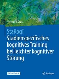 Cover StaKogT - Stadienspezifisches kognitives Training bei leichter kognitiver Störung