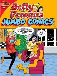 Cover Betty & Veronica Comics Digest (1987), Issue 268
