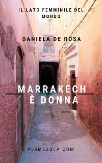 Cover Marrakech è donna