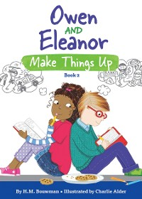 Cover Owen and Eleanor Make Things Up
