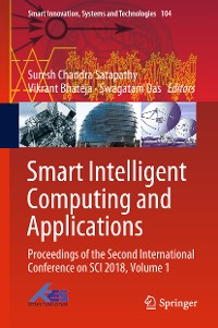 Cover Smart Intelligent Computing and Applications