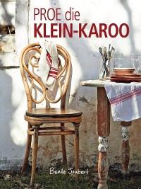Cover Proe die Klein-Karoo