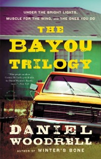 Cover Bayou Trilogy