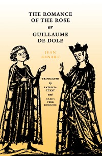 Cover The Romance of the Rose or Guillaume de Dole