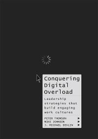 Cover Conquering Digital Overload