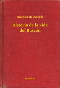 Cover Historia de la vida del Buscon