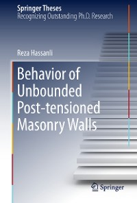 Cover Behavior of Unbounded Post- tensioned Masonry Walls