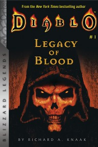 Cover Diablo: Legacy of Blood