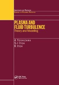 Cover Plasma and Fluid Turbulence