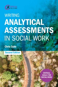 Cover Writing Analytical Assessments in Social Work