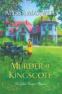 Cover Murder at Kingscote