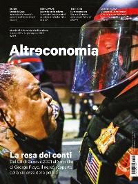 Cover Altreconomia 228 - Luglio/Agosto 2020
