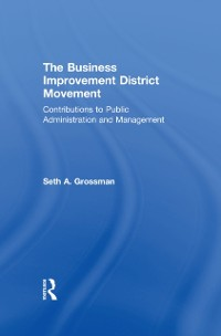 Cover Business Improvement District Movement