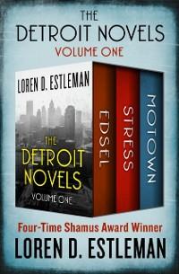 Cover Detroit Novels Volume One