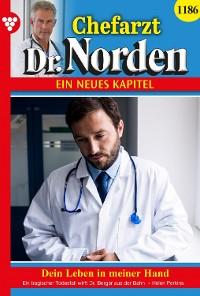 Cover Chefarzt Dr. Norden 1186 – Arztroman