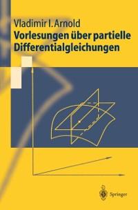 Cover Vorlesungen uber partielle Differentialgleichungen