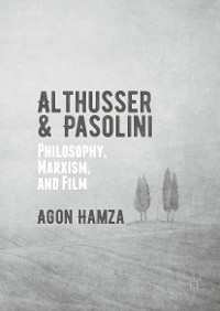 Cover Althusser and Pasolini