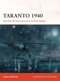 Cover Taranto 1940