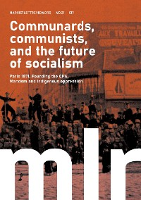Cover Marxist Left Review #21