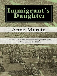 Cover Immigrant's Daughter