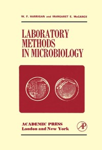 Cover Laboratory Methods in Microbiology