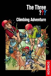 Cover The Three ???, Climbing Adventure (drei Fragezeichen)