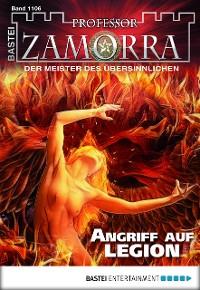 Cover Professor Zamorra - Folge 1106