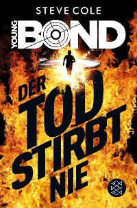 Cover Young Bond – Der Tod stirbt nie