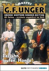 Cover G. F. Unger Sonder-Edition 177 - Western