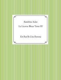 Cover La Licorne Bleue Tome III