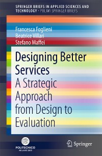 Cover Designing Better Services