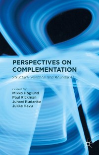 Cover Perspectives on Complementation