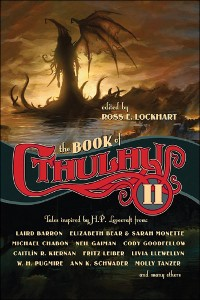 Cover The Book of Cthulhu 2