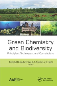 Cover Green Chemistry and Biodiversity