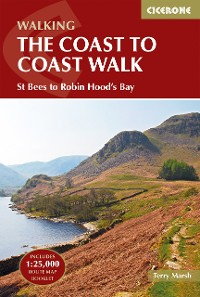 Cover The Coast to Coast Walk