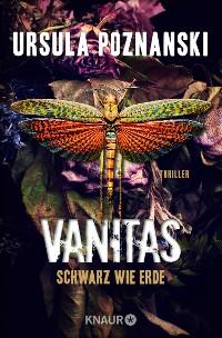 Cover Vanitas - Schwarz wie Erde