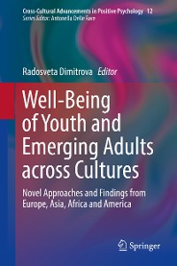 Cover Well-Being of Youth and Emerging Adults across Cultures