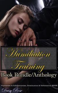 Cover Humiliation Training Book Bundle/Anthology