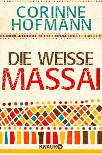 Cover Die weiße Massai