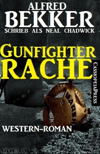 Cover Gunfighter-Rache