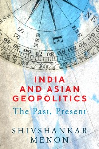 Cover India and Asian Geopolitics
