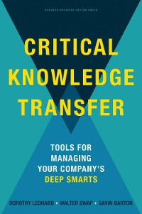 Cover Critical Knowledge Transfer