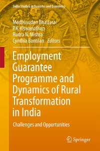 Cover Employment Guarantee Programme and Dynamics of Rural Transformation in India
