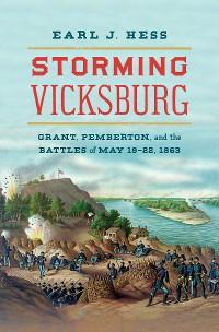 Cover Storming Vicksburg