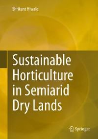 Cover Sustainable Horticulture in Semiarid Dry Lands